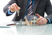 Fotografie kupní smlouva pro dům