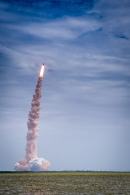 Launch of Atlantis - STS-135