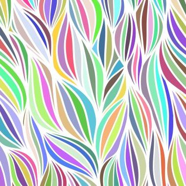 Seamless wave pattern .