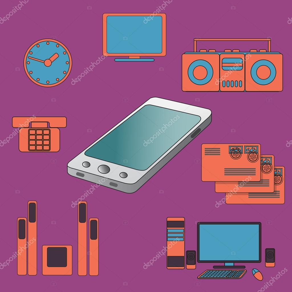 Many functions carries a modern mobile phone.