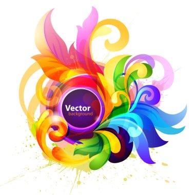 beautiful vector background