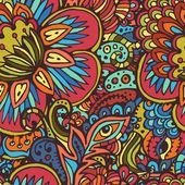 Photo Tribal seamless pattern