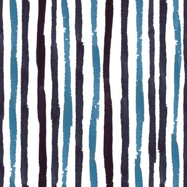 seamless grunge striped background