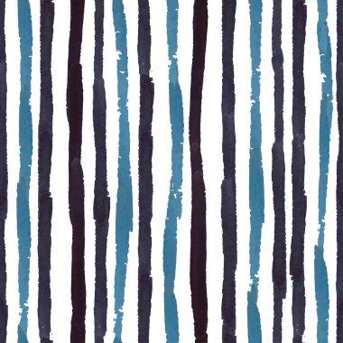 seamless grunge striped background