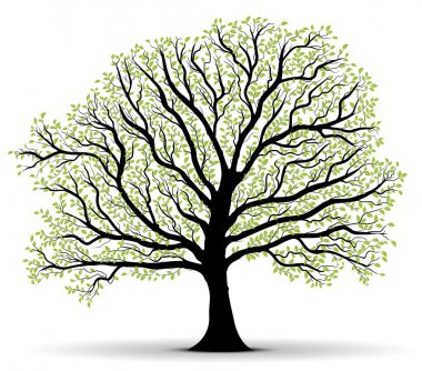 Environmental Protection Symbol, Big Tree