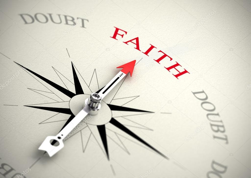Resultado de imagem para apontar para a fé