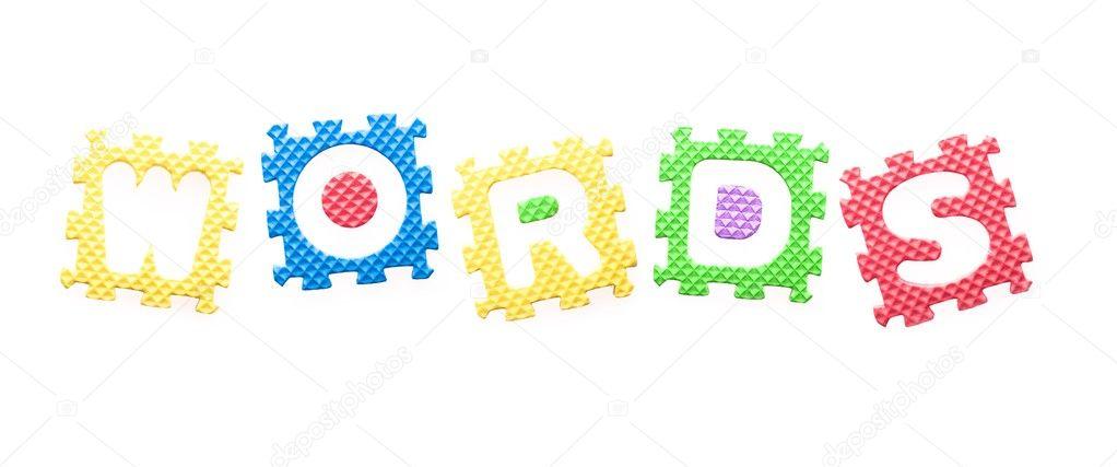 цветные буквы картинки для детей