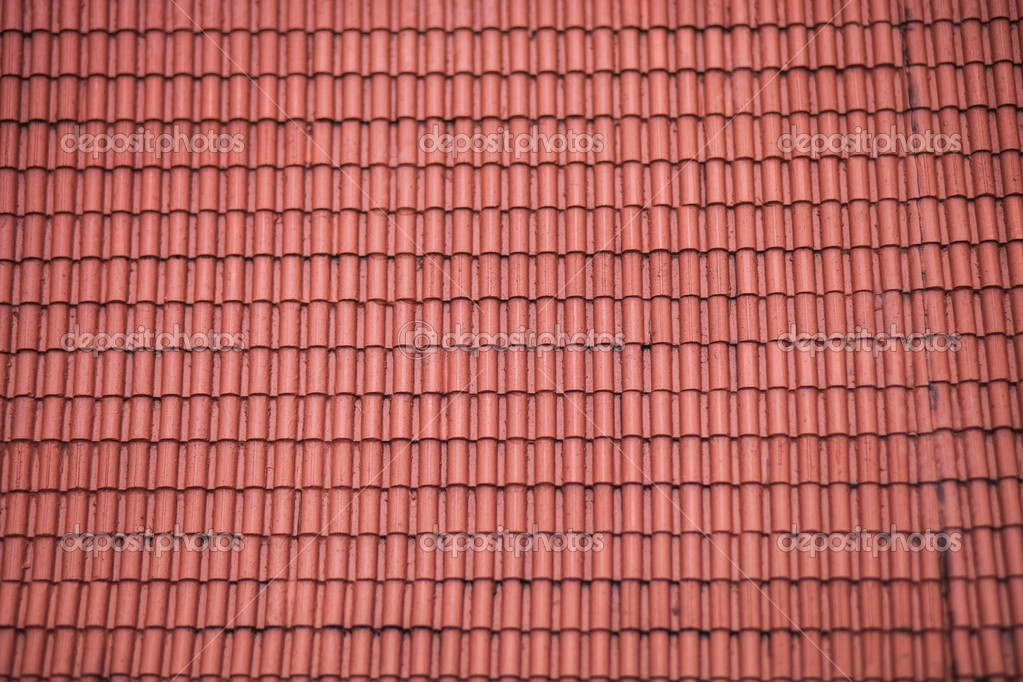 Red Roof Tiles Texture Background U2014 Photo By Leszekglasner