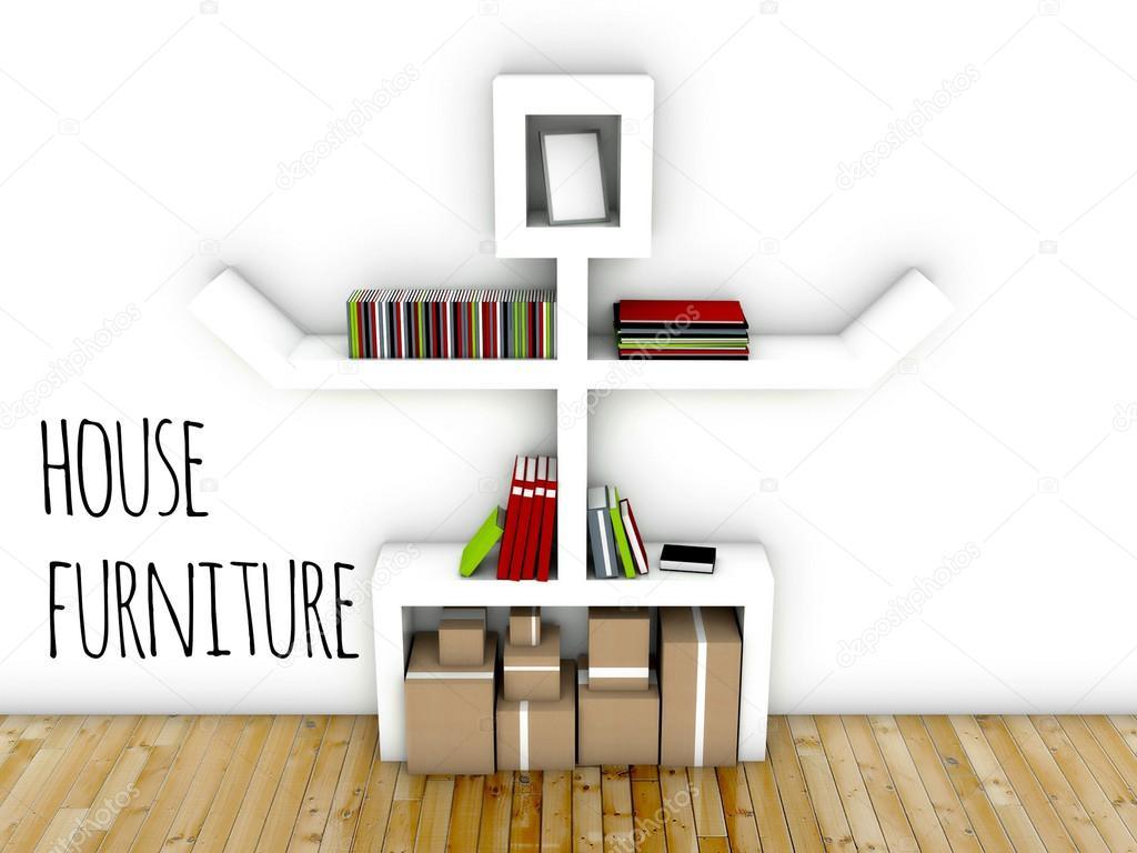 Meubles de maison, idée décoration — Photographie ...