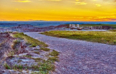 Badlands View Point