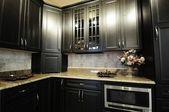 Dark kuchyňské skříňky