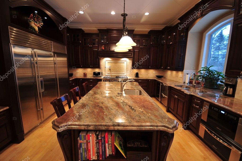 Fancy Kitchen Stock Photo Image By Welcomia 17671147
