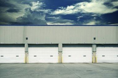 Four Warehouse Gates