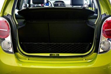 Car Cargo Area - Car Trunk