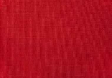 Red Fabric Backdrop. Deep Red Textile Background. stock vector