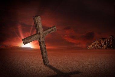 Abandoned Crucifix