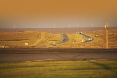 Wyoming Highway I-80
