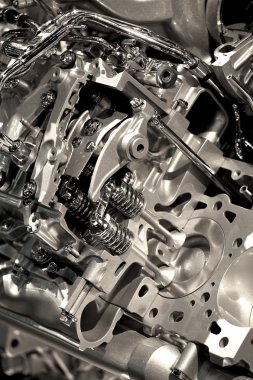 Gas Engine Valves