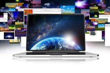 Internet Media Download