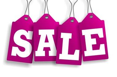 Pinky Sale Tags