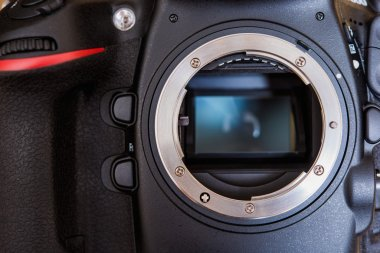 DSLR Lens Mount