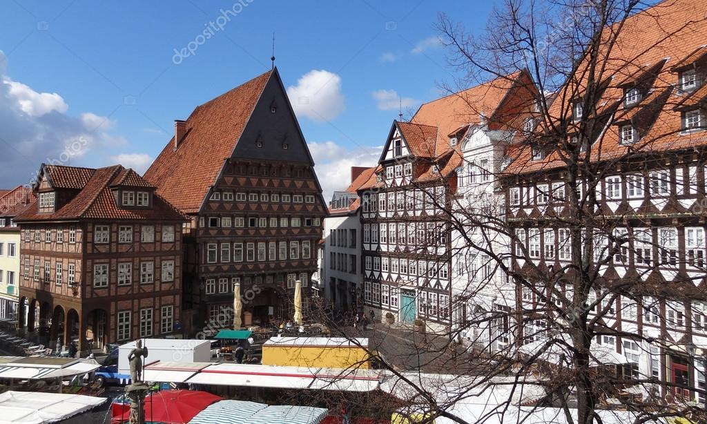 Hildesheim — Stock Photo © prill #20251567