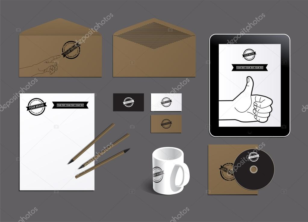 Corporate identity kit or business kit for your business includes cd corporate identity kit or business kit for your business includes cd cover business card colourmoves