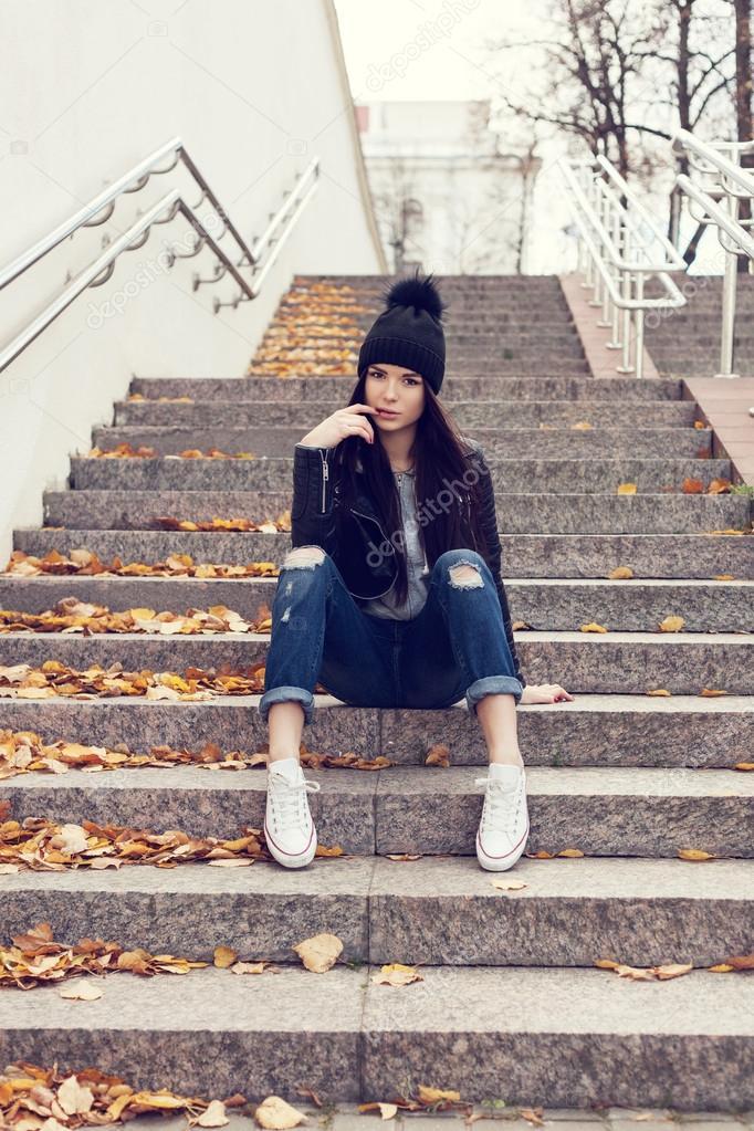 На лестнице фото фото 535-561
