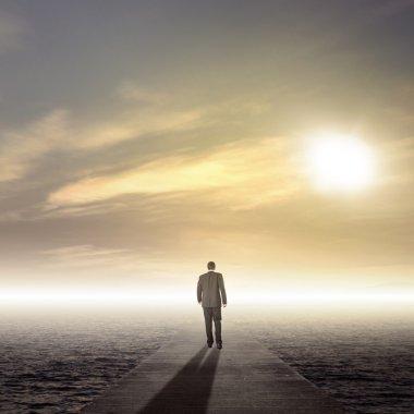 Business leader journey