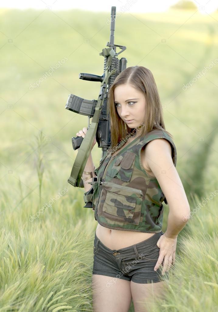 Сексуальность и оружие