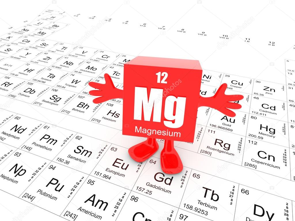 Magnesium on periodic table stock photo conceptw 12274116 magnesium on periodic table stock photo 12274116 gamestrikefo Gallery