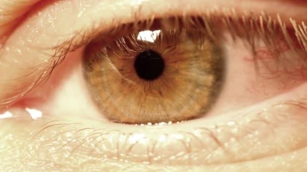 otevřít oko