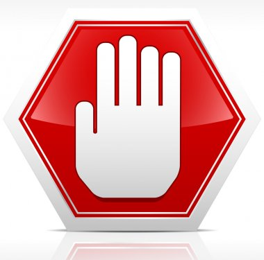 Stop Sign Royalty Free Vector
