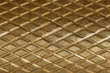 Metal background texture, bronze.