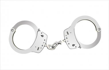 Photo of a pair of handcuffs