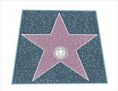 Walk Of Fame Type Star