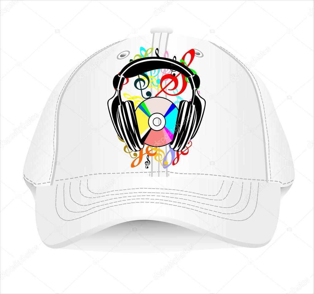 baseball cap design template stock vector mitay20 25139935