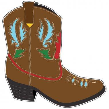Cowboy Boots Short