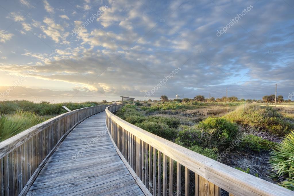 Sunrise in Satellite Beach, Florida