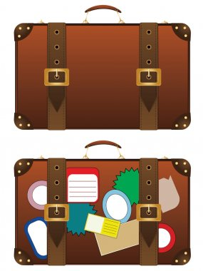 Traveling Suitcase