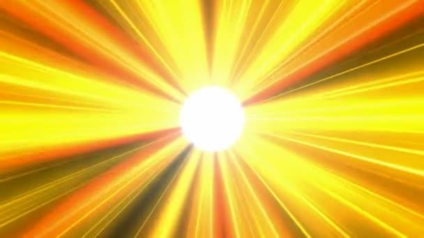 Sunshine Abstract Animation HD NTSC PAL