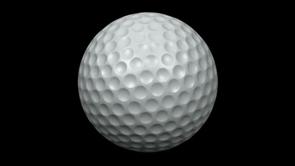 Looping Golf Ball Animation 1