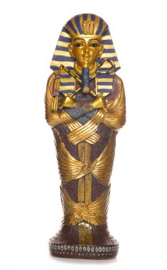 egyptian mummy coffin