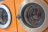 Automatické pračky v prádelně
