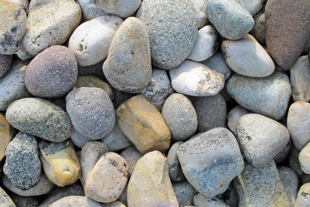 Piedras del r o para la decoraci n de jardines y furnitur for Decoracion de piedras