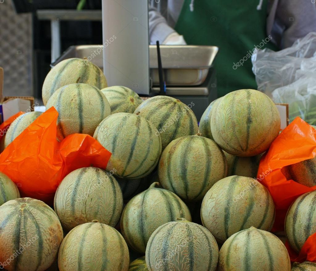 Mature melons pics