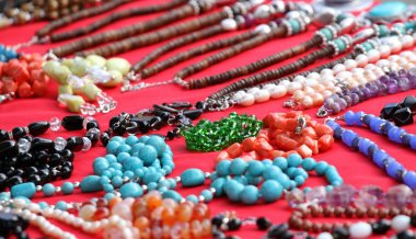 jewelry and gemstone necklaces