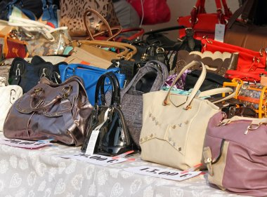 leather goods and handbags for sale