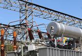 Olajtartály transzformátor erőmű a termelés, az ener-