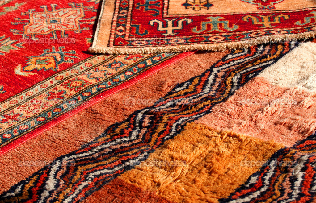 Cenne Dywany Bliskiego Wschodu Ręcznie Wełny Na Sprzedaż